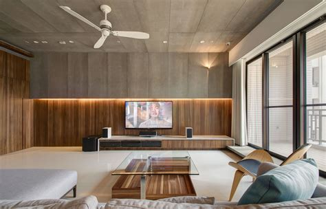 Modern Apartment : Modern Apartment Designs By Phase Design Studio