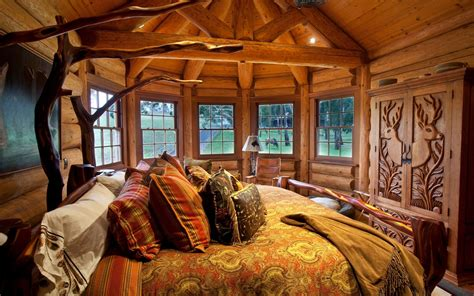 Rustic Bedrooms : Rustic Bedroom Ideas For Classic And Antique Impression