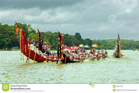 Dream Boat Race by Snake Boat Races Of Kerala Editorial Photo Image 34641701
