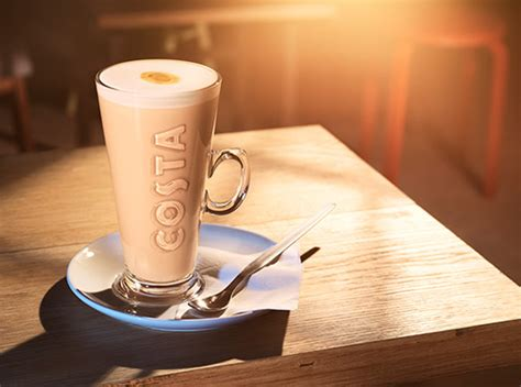 The Nation's Favourite Coffee Shop   Costa Coffee   Nutrition