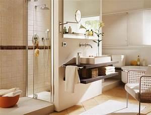 Bad Vorher Nachher : vorher nachher gro es badezimmer wird wohnlich sch ner wohnen ~ Markanthonyermac.com Haus und Dekorationen