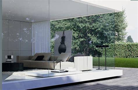 gray interior design modern italian interior design