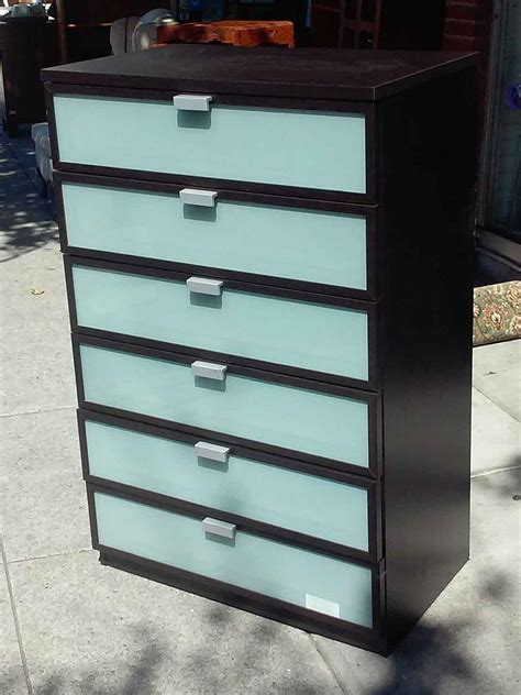 hopen dresser 6 drawer uhuru furniture collectibles sold ikea hopen 6 drawer