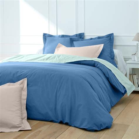 linge de lit uni percale blancheporte