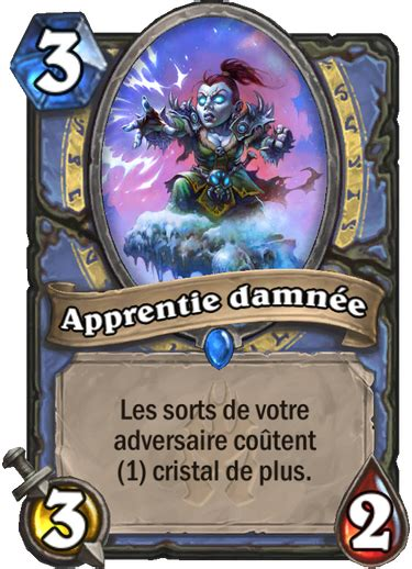 hs frozen throne les cartes mage hearthstone heroes