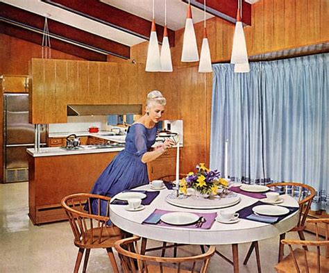 Home Decor Of The 60's : 50's, 60's, And 70's