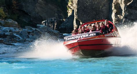 Jet Boat Queenstown Age Limit by Queenstown Shotover Jet Rtw Backpackers