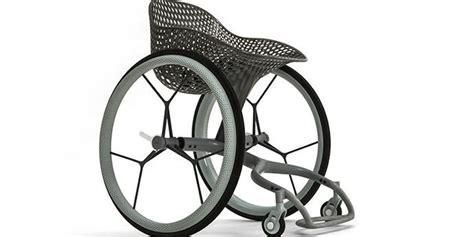 photos ce fauteuil roulant sur mesure est imprim 233 en 3d