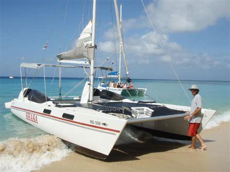 Catamaran For Sale Barbados by Holetown Barbados Stiletto