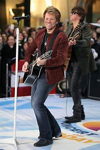 "Richie Sambora in Bon Jovi Performs on ""The Today Show ..."