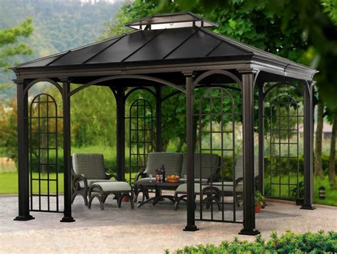 everything you need to about gazebos the garden and patio home guide