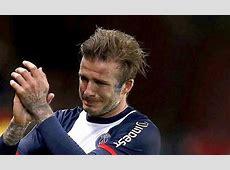 Video Of The Week Soccer Superstar David Beckham Retires