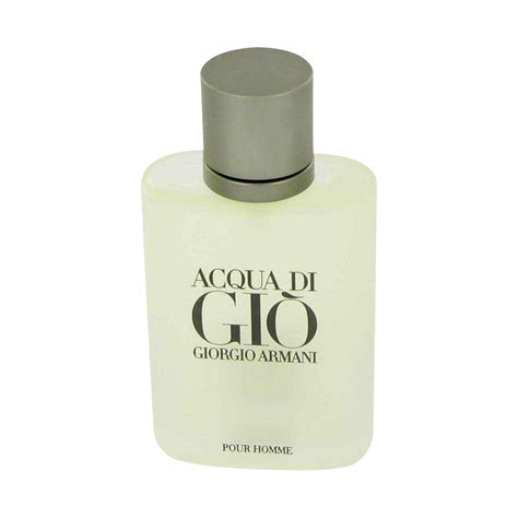 acqua di gio cologne by giorgio armani 34 oz eau de toilette spray tester for at perfumezilla