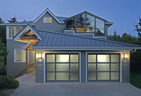 Garage Door Styles-contemporary Garage Doors, Modern