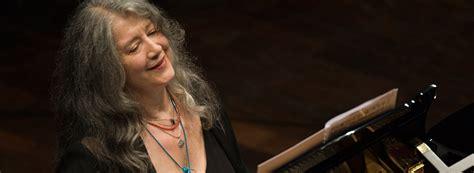 Music Review Martha Argerich & Stephen Kovacevich (recital