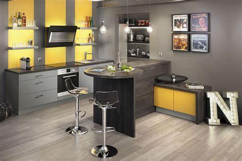 d 233 co cuisine jaune et gris d 233 co sphair