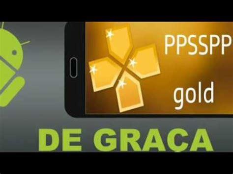 Baixar Ppsspp Gold Apk. Mediafire