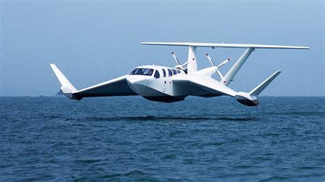 Flying Fish Boat Youtube by Airfish 8 Flying Marine Craft Youtube
