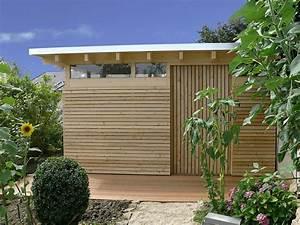 Gartenhaus Modernes Design : moderne gartenh user ~ Markanthonyermac.com Haus und Dekorationen