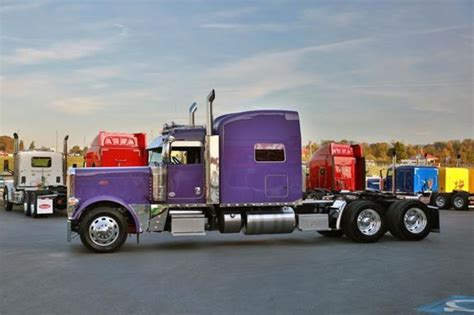 2017 Peterbilt 389 Conventional Trucks For Sale Used