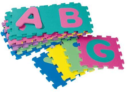 jouet puzzle de sol tapis mousse enfant b 233 b 233 dalles alphabet abc