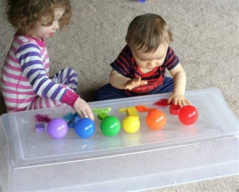 5 Simple Activities For Young Toddlers