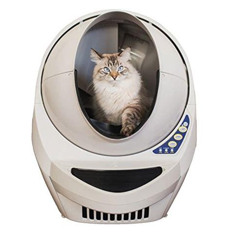 maison de toilette quot litter robot iii quot pour chats