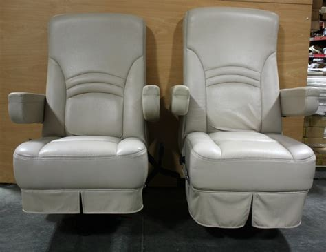rv furniture used rv leather set of 2 captain chairs for sale rv captains chairs where to buy