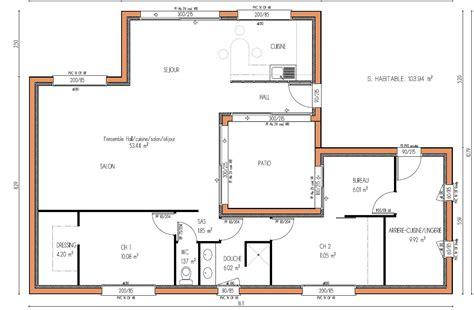 plan interieur maison en l meilleures images d inspiration pour votre design de maison