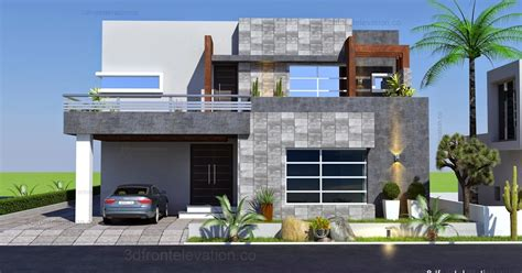 top photos ideas for modern home design 3d front elevation 1 kanal contemporary house plan