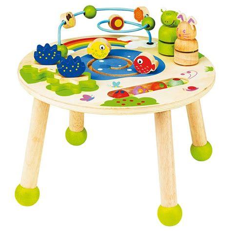 jeux d 233 veil premier 226 ge table d activit 233 s en bois