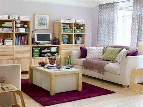 Bloombety  Very Small Living Room Design Ideas With