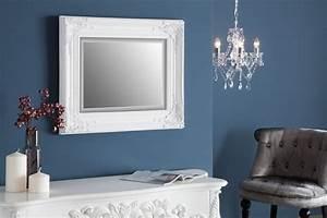 Wandspiegel Groß Weiß : riesiger barock spiegel venice silber antik 90x180cm riess ~ Markanthonyermac.com Haus und Dekorationen