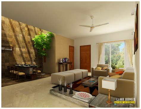 Home Interior Ideas : Kerala Interior Design Ideas From Designing Company Thrissur