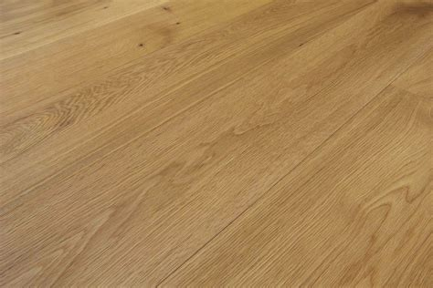 Natural Oak Flooring, Made In Italy Engineered Wide Plank