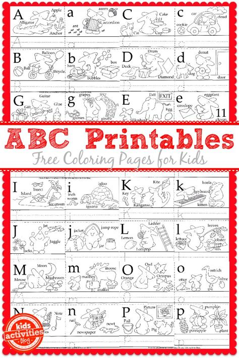 17 Best Images About Alfabeto On Pinterest  Christmas Worksheets, Alphabet Worksheets And