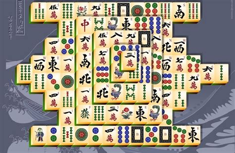 mahjong tiles solitaire layout things i want to collect tile and layout