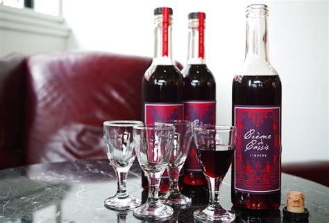 martin family s traditional cr 232 me de cassis the table 3916 st vancouver 604