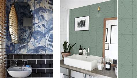 id 233 e d 233 co du papier peint dans la salle de bain une hirondelle dans les tiroirs