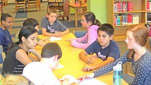 Polk middle school students form committees to improve the ...