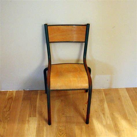 17 meilleures id 233 es 224 propos de chaise ecolier sur chaises r 233 tro chaise metal et