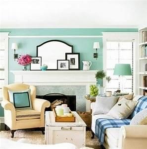 Wohnzimmer Farbe Gestaltung : wohnzimmer streichen 106 inspirierende ideen ~ Markanthonyermac.com Haus und Dekorationen