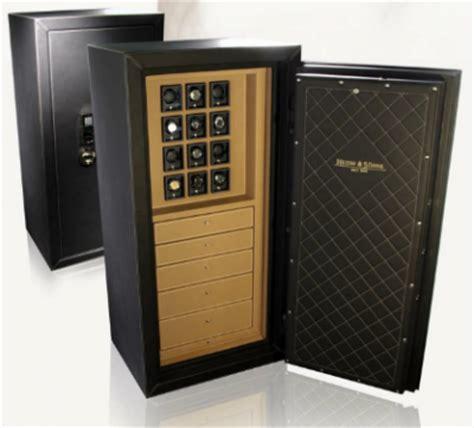 coffre fort de luxe pour montres et bijoux coffrefort coffres forts syst 232 me de vid 233 osurveillance