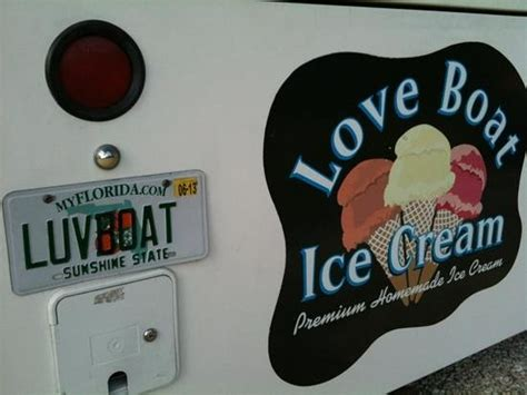 Love Boat Ice Cream Fort Myers Beach Fl by Love Boat Picture Of Love Boat Homemade Ice Cream Fort