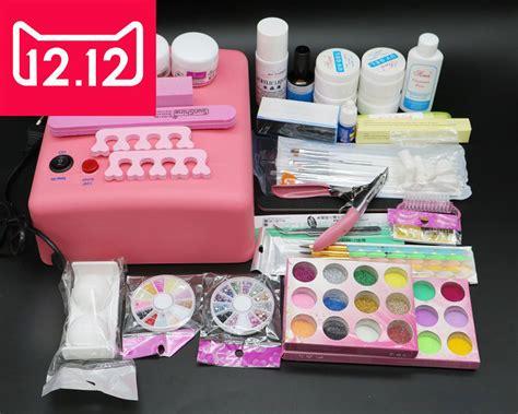 Btt 116 Free Shipping Pro 36w Uv Dryer Acrylic Nail Art