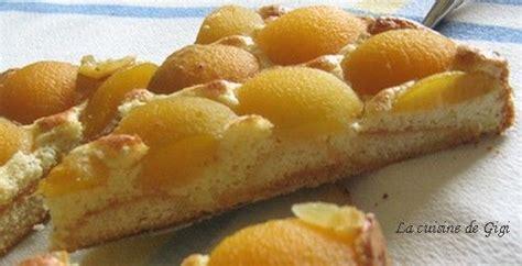 tarte aux abricots sans p 226 te ww recette