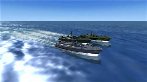 Elco Pt Boat Youtube by Fsx Pt Boat Elco 80 Youtube