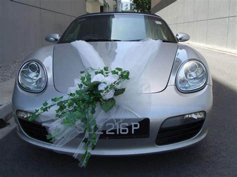 d 233 coration voiture mariage 55 id 233 es de d 233 co romantique