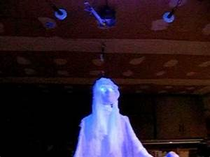 Scary Halloween Props - Flying Crank Ghost Revealed - FCG ...