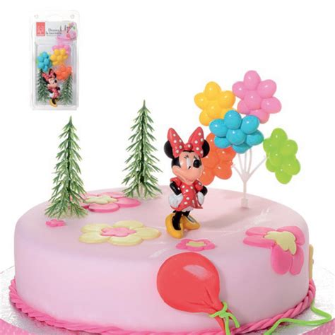 anniversaire minnie d 233 corations pour g 226 teau minnie